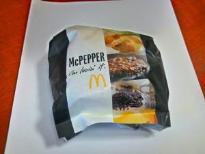 マックペッパービーフ(1)