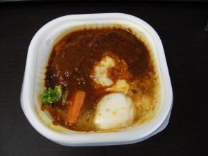 デミトマチーズのロコモコ丼(2)