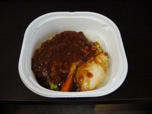 デミトマチーズのロコモコ丼(3)