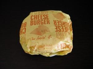 チーズバーガー(1)