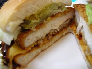 アメリカンファンキー BBQ チキン(4)