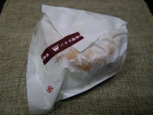 辛味噌チキンバーガー(1)