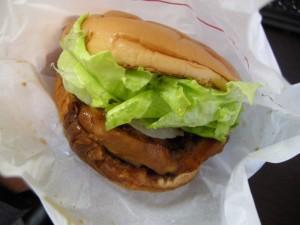 テリヤキチキンバーガー(3)